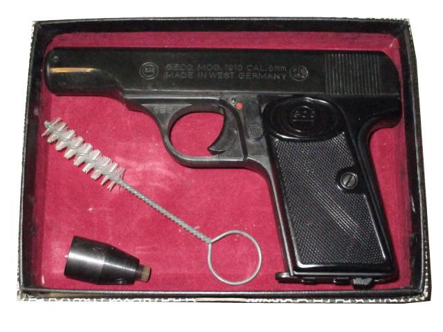 Geco Mod 1910 8mm Gaspistole