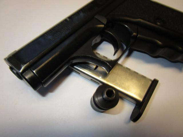 Heckler & Koch SP 9 cal 9 PAK Gaspistole