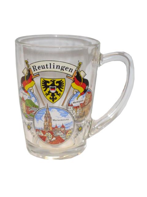 """Bierhumpen """"Reutlingen"""""""