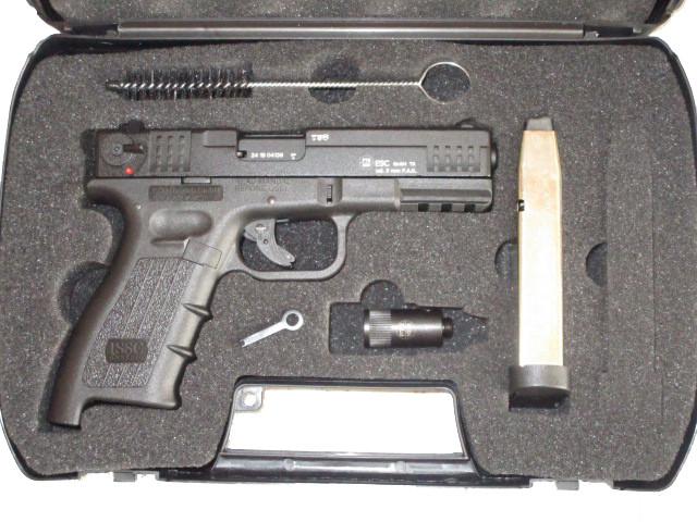 ISSC M22-9 Gaspistole
