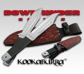 Kookaburra  Wurfmesser Set