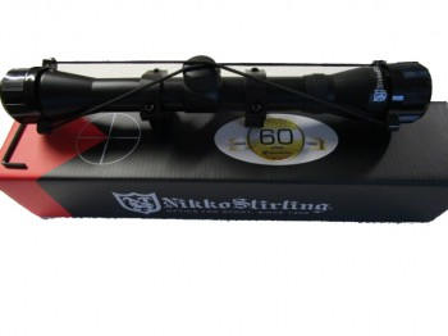 Nikko Stirling 4x32 Zielfernrohr