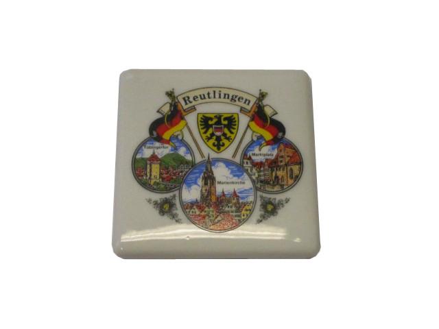 Magnet Reutlingen Kachel 5cm
