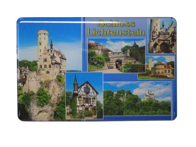 Magnet Schloss Lichtenstein