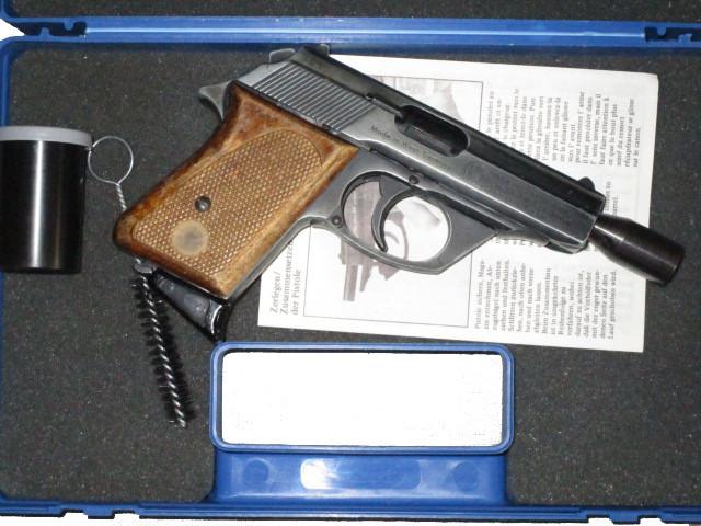 Mauser HSc. Mod.84 Kaliber 8mm Knall