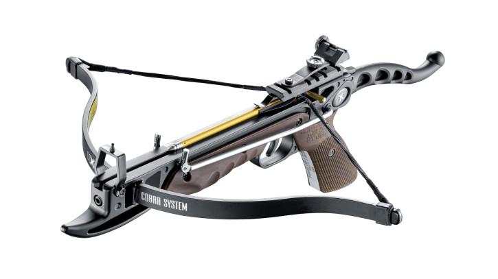 NXG Cobra Pistolenarmbrust - Aluminium 80lbs