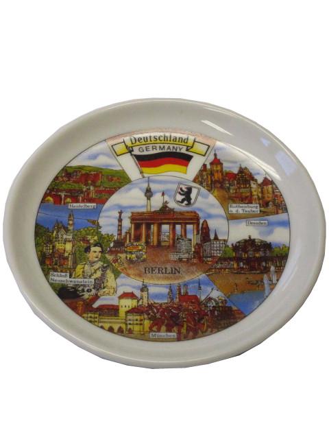 """Untersetzer """"Deutsche Sehenswürdigkeiten"""""""