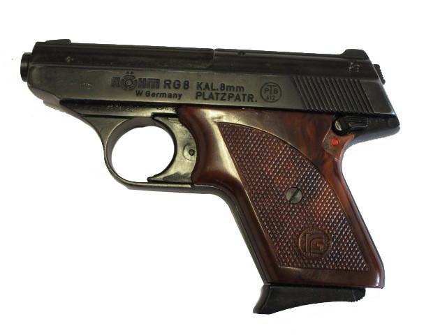 Original Röhm RG8, 8mm Knall