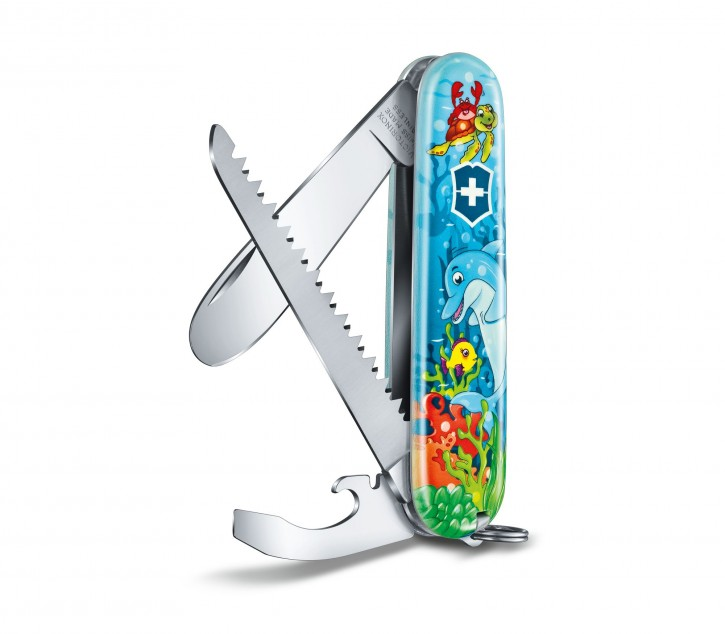 My First Victorinox Sets für Kinder, Tier-Edition