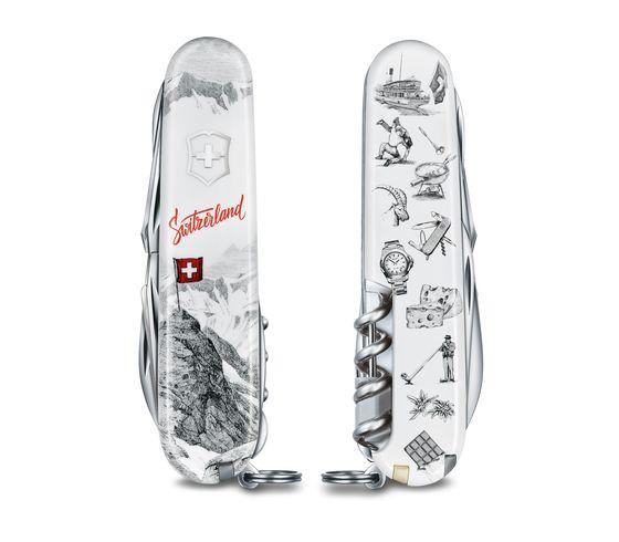 Explorer Swiss Spirit Special Edition 2020 Taschenmesser