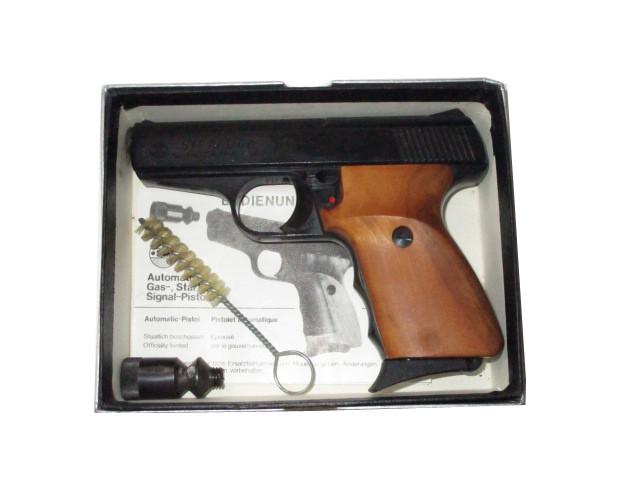 SM Action Sammlerpistole 9mm P.A.K