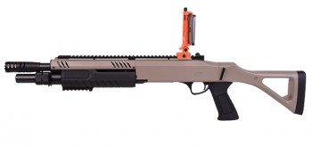 Fabarm STF12 AR TAN 6mm BB Softair