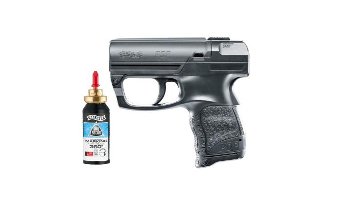 Walther PDP Marking Set inkl. Marking Spray - Inhalt: 11