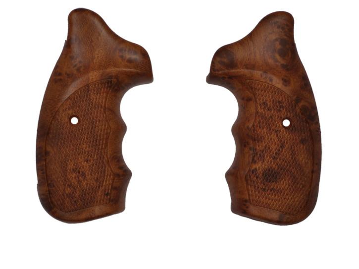 Griffschalen Holzoptik Compact