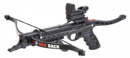 NXG Hori-Zone Red Back 80 lbs