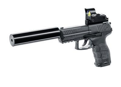 Heckler & Koch P30 Kit CO2 Luftpistole