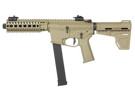 Ares M4 45 Pistol - S Class-L Dark Earth Softair