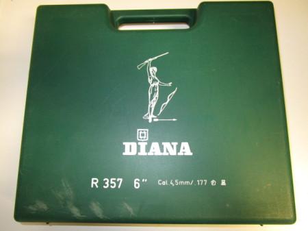 Diana R 357 6 Zoll CO2 Luftpistole