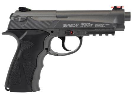 Borner CO 2 Luftpistole Sport 306 Metall