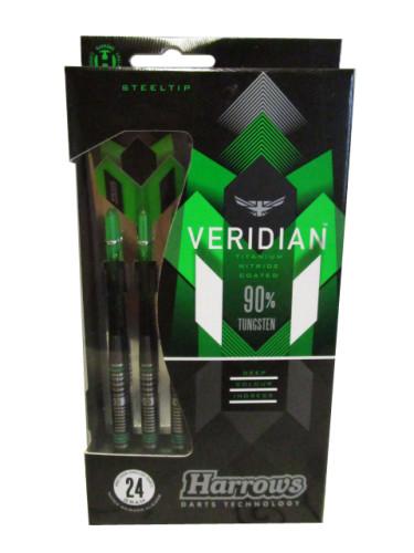 HARROWS Veridian 90% 24g Steeldart