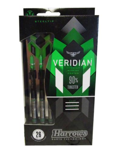 HARROWS Veridian 90% 26g Steeldart