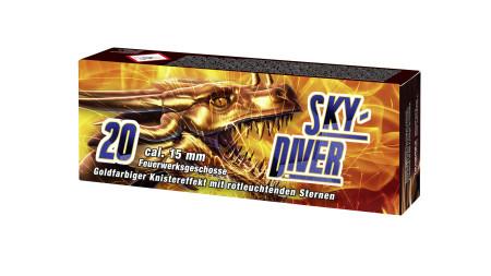Umarex Sky Diver cal. 15 mm, 20 Stück