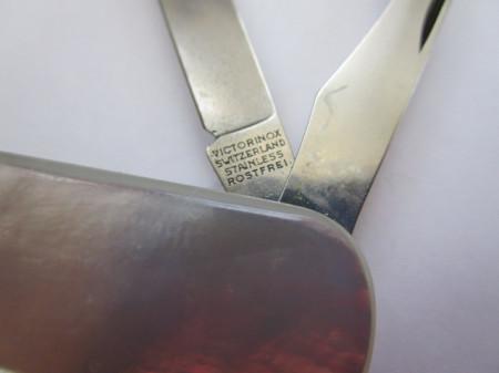 Victorinox Perlmutt Taschenmesser