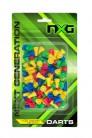 NXG Blowgun Darts Inhalt: 100 Stück