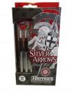 HARROWS Silver Arrows 22g Steeldart