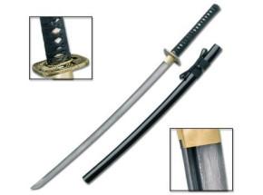 Magnum Samurai Premium Damast Schwert