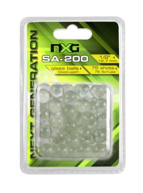 NXG Glaskugeln SA-200 Inhalt: 75 Stück, cal. .50