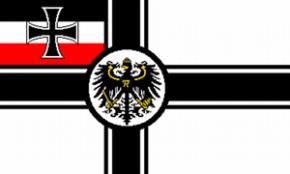 Kaiserliche Marineflagge