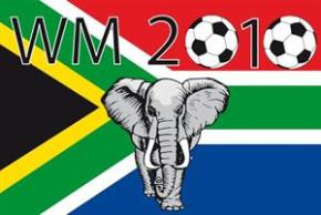 WM 2010 Fahne