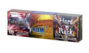 Umarex Pyro Set 3er Pack Pistolenfeuerwerk