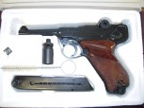ERMA KGP 690 8mm Gas-Signalwaffe Waffen-Wurster