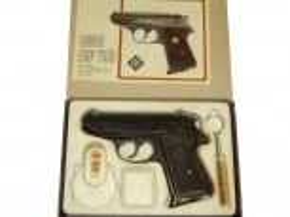 Sammlerwaffe Erma EGP 75S Gaspistole Waffen-Wurster