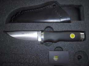 Linder Handlelight ATS 34 Jagdmesser