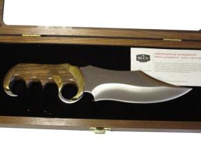 Buck Knives 982 Brazen Fixed-Blade Knife