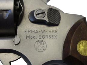 Gas- Signalrevolver ERMA EGR 66x Sammlerrevolver