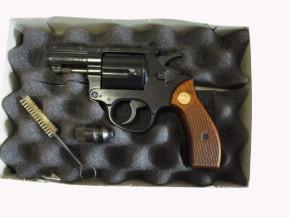 Mauser Revolver Mod. Magnum, Kaliber .45 Knall