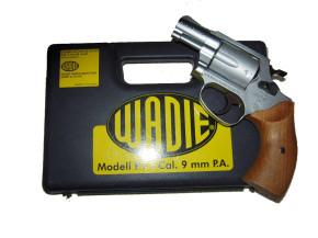 Revolver Wadie P1 9mm P.A.K. Sammlerrevolver